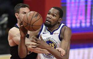 NBA playoffs, Durant fenomen: 50 pikë. Asgjë për të bërë për Gallinari dhe Clippers