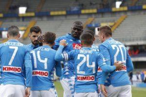 Hysaj i paprekshëm, Napoli dërgon Chievon në Serie B