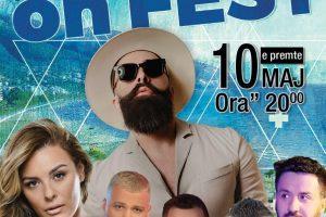 LUNGOMARE ON FEST 10 MAJ ORA 20-00  VLORE