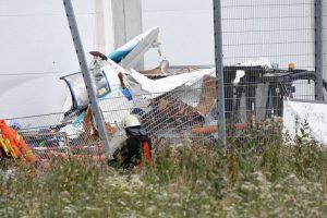 Përplasje dramatike në aksidentin që ndodhi me avionin e vogel privat në Gjermani.