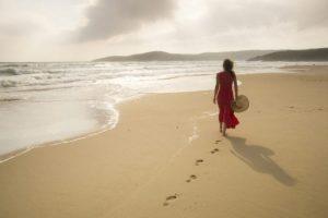 Ecja në rërë një mrekulli që i bëjmë shëndetit tonë