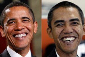 Ngjashmëria e frikshme me Barack Obaman i ndryshoi jetën këtij njeriu