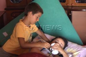 Të zhytur në varfëri e sëmundje, bashkëshortët Skerma apel shqiptarëve: Pengu ynë, djali. Nuk ngrihemi dot për të