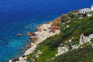 Historia e Zannone, ishulli italian i orgjive (foto)