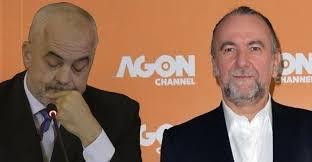 """""""Me një të rënë të lapsit""""! Trondit media britanike: Si e mbylli Edi Rama Agon Tv dhe roli i Erion Veliajt!!!"""