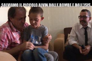 Besimplotë se shteti shqiptar po bën diçka për Alvinin…Letër e hapur e babait të 11-vjeçarit të 'izoluar' në kampin kurd