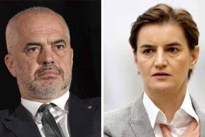 """Rama në Serbi për """"marrëveshjen e 'Shengenit Ballkanik', darkon me Brnabiç, Vuçiç e Zaev"""