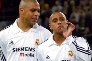 Befason Roberto Carlos: Me Ronaldon kam fjetur më shumë se me gruan time!