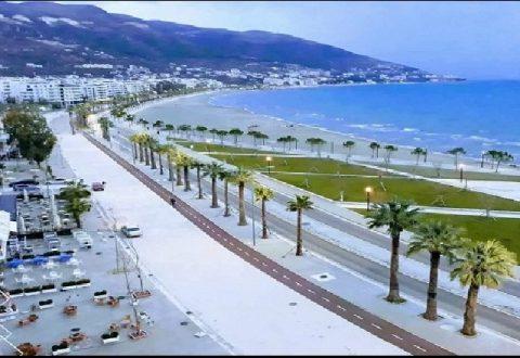 Infrastruktura/ Projekti Lungomare 2 në Vlorë, kompania 'Fusha' shpallet fituese
