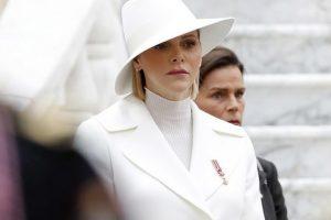 Të gjithë sytë tek princesha e Monakos, pse nuk qesh kurrë biondja bukuroshe