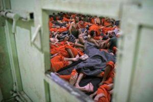 Xhihadisti shqiptar vdes nga uria në burgun kurd