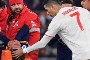 Lajm i tmerrshëm për Romën dhe Italinë e Mancinit