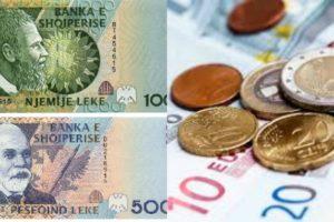 Ikin emigrantët, euro fillon të ngrejë kokë/ Me sa lekë u këmbye sot