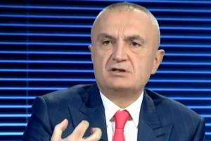 """""""Minishengeni është i sforcuar"""", Ilir Meta: Një lëvizje e paqartë dhe e panevojshme, bëhet për vëmendje"""