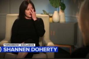 """Shannen Doherty zbulon mes lotësh: """"Tumori u rikthye, është në fazën e katërt"""""""
