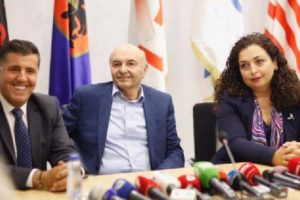 Arrihet pakti për qeverinë e re në Kosovë, por plas në LDK, Osmani do postin e ministres së Brendshme (Emrat e kabinetit)