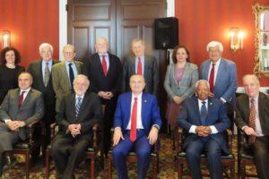 Presidenti Meta takohet me Këshillin e Ambasadorëve Amerikanë