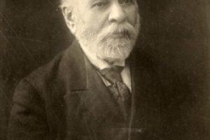 """Le Figaro (1916)/ Ismail Qemali, dëshmitar në dasmën e drejtorit të gazetës """"L'evolution politique"""""""
