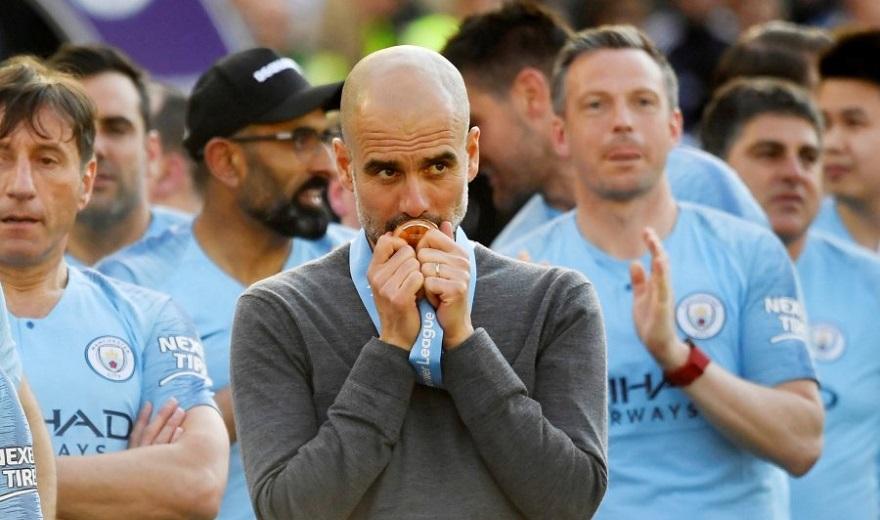 """Pa Champions, Guardiola thotë """"bye, bye City""""! Ja ku mund të shkojë trajneri."""