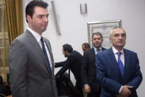 Ilir Meta thërret me urgjencë Lulzim Bashën, ja çfarë u diskutua në takim
