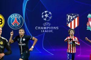 Champions/ Publikohen formacionet, ja si do luajnë Atletiko-Liverpul dhe Dortmund-PSG