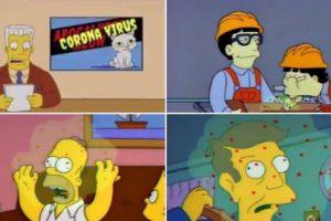 """Seriali """"Simpsons"""" parashikoi shpërthimin e koronavirusit"""
