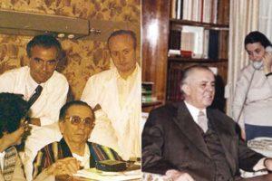 """""""E vërteta e sëmundjes së rëndë të Hysni Kapos"""", Nexhmije Hoxha zbulon letrën tepër sekrete të Llambi Ziçishtit për Mehmet Shehun: 10 orët e operacionit…"""