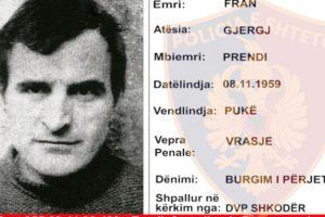 """""""Vrasje kundër dy ose më shumë personave"""", policia publikon emrat e dy më të kërkuarve të rrezikshëm"""