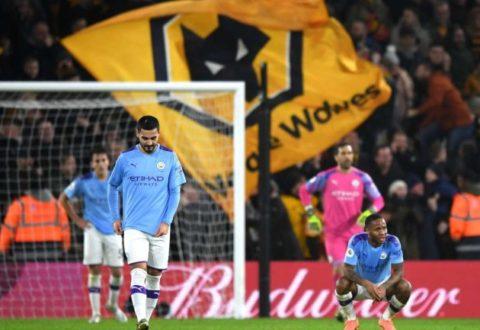 Pas dënimit nga UEFA, Manchester city rrezikon të rrëzohet tre kategori më poshtë.