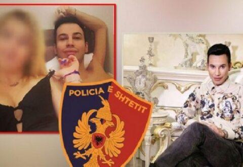 """Kaloi pesë muaj në Burgun 313, """"Zogu i Tiranës"""" tani në arrest shtëpie. Fotot e para të tij"""