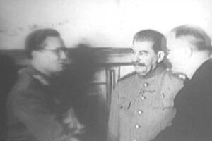 Stalini akuza Titos mbi tentativat për aneksimin e Shqipërisë.