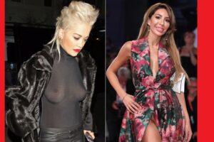Skandalet e VIP-ave, veshjet që i kanë zbuluar gjithçka (FOTO)