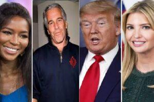 Nga Donald Trump tek Ivanka dhe Noami Campbell, del lista e të famshmëve të rrjetit të pedofilit Epstein
