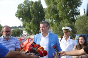 Turizmi detar, një industri e re për Bashkinë e Vlorës. Klosi: 50 bova për ankorimin e mjeteve lundruese në rivjerën shqiptare