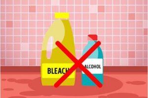 Dezinfektoni mirë, por kurrë mos përzieni këtë përbërës nëse nuk doni shpërthime dhe rrezik për shëndetin