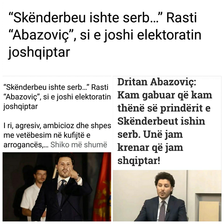 Patriotët me bateri të mbaruar i hidhen për gryke një politikani stofe në Mal të zi.
