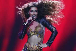 Shqiptarja Eleni Foureira pritet të përfaqësojë Qipron në Eurovision për herë të dytë
