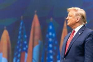 Marrëveshjet në Shtëpinë e Bardhë, Trump nominohet për Çmimin Nobel për Paqe