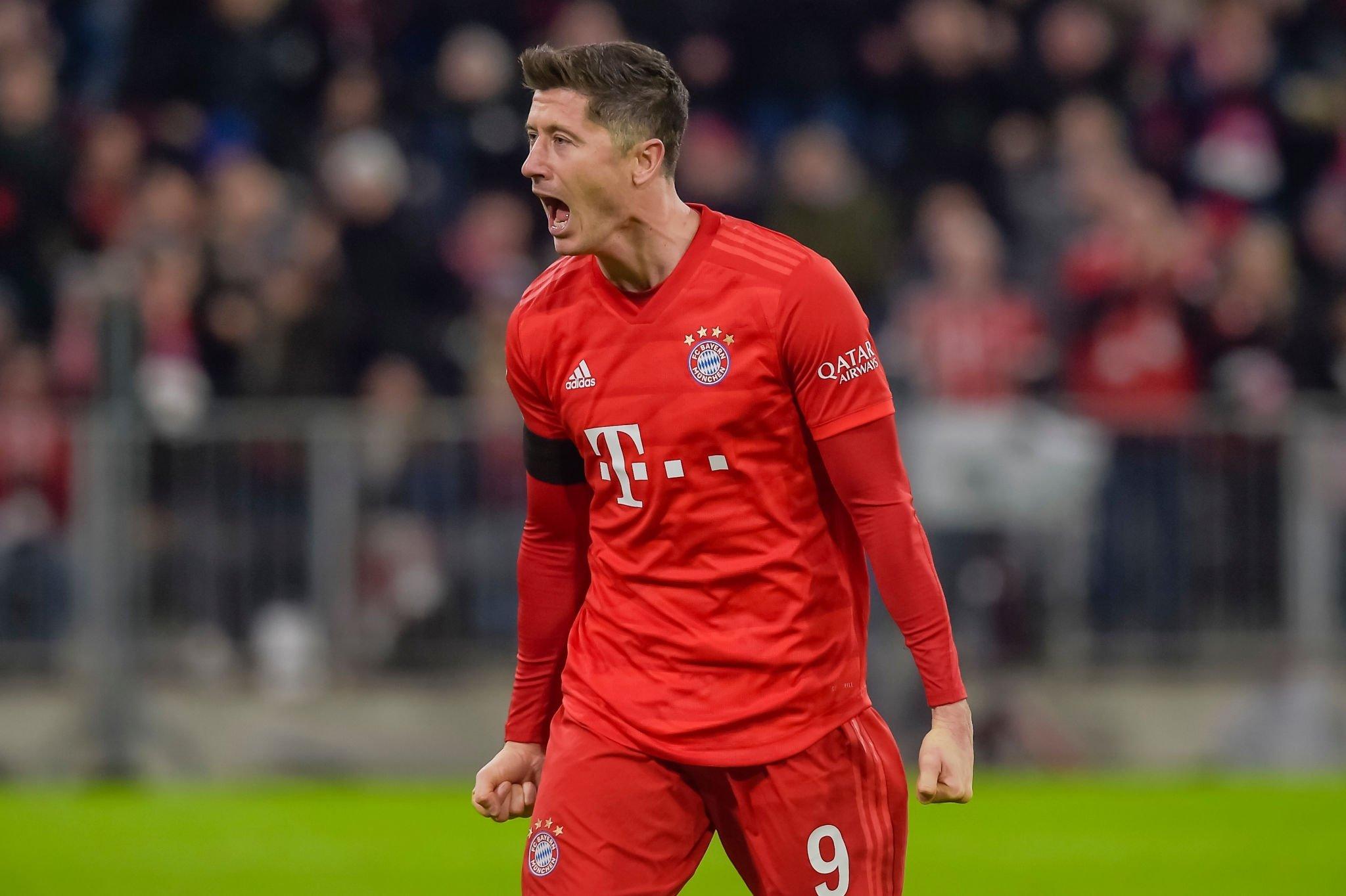 Bayern 'pa frena', masakron 8-0 Schalken