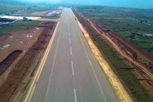 Rama poston videon nga Kukësi: Aeroporti po merr formë