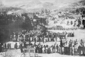 Kur i pari kryeministër i Monarkisë viztonte qytetin e Vlorës!  Ndodhte më 21 korrik të vitit 1929