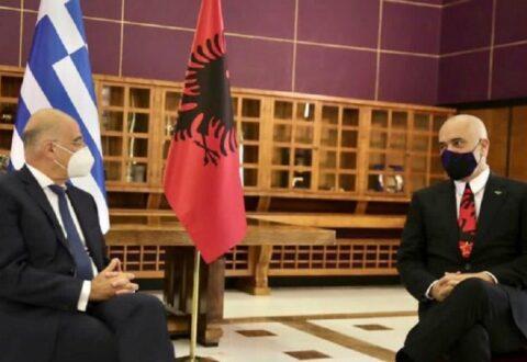 Dendias, mesazh Turqisë nga Tirana