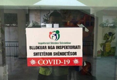 Mbyllet kopshti në Vlorë, 4 edukatore e sanitare me Covid, të tjerët në pritje të tamponit