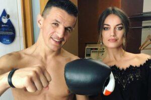 (FOTO) Robin Krasniqi shpallet kampion bote, nuk mungon reagimi i ish- të dashurës
