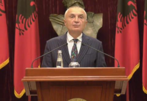 Meta ashpërson tonet: Boll i futën duart e zeza këtu, armiqtë e Shqipërisë do e marrin përgjigjen shumë shpejt!