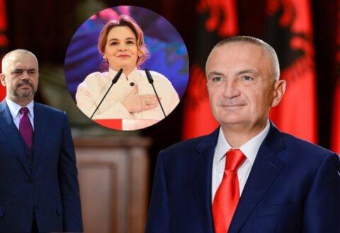 """""""Ftesë për pazar për kokën e tij"""", Kryemadhi flet për sulmet e Ramës ndaj Metës: Kryeministri në frikë e panik"""
