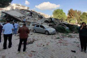 Tërmeti i fuqishëm, Meta: Thellësisht i tronditur, jemi pranë popujve turke e greke në këto momente të vështira