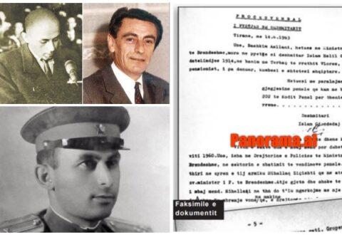 """""""Kush e urdhëroi mbytjen me litar të Teme Sejkos!"""" Zbardhet dëshmia rrënqethëse e ish-kolonelit: Si e zhdukëm trupin në kodrat e Linzës"""