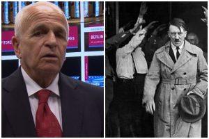 """""""Çfarë ndodhi në 105 ditët e fundit të Hitlerit në bunker, debati me gjeneralët""""/ Ambasadori Zeneli: Fotografia e fundit, më 23 prill 1945, kur…"""