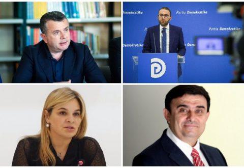 Zgjedhjet e 25 prillit/ Përplasja e VIP-ave të politikës në qarkun e Elbasanit! Ja kush është në krye të listave